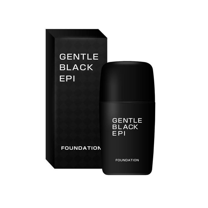 ジェントルブラックエピファンデーション(GENTLE BLACK EPI FAUNDATION) 2個セット【送料無料】メンズ ヒゲ ニキビ跡〔mr-2454-2〕 mens-rescue 02