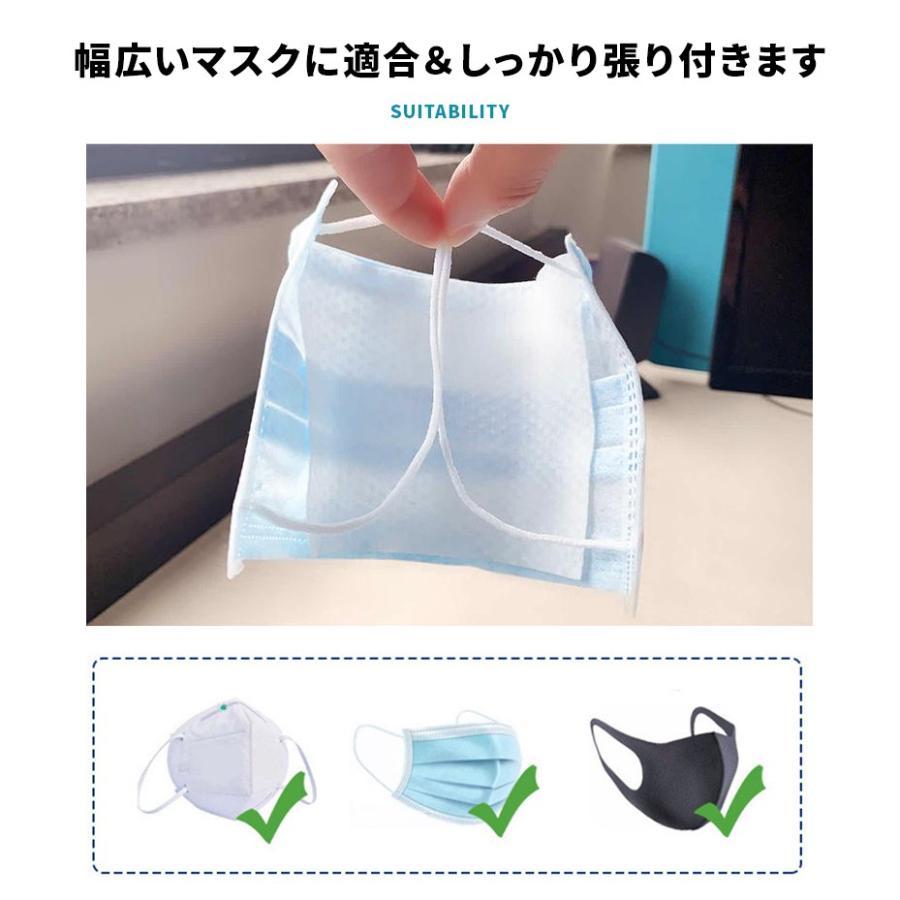 マスク フィルター 100枚セット シート マスク 取り替え ウィルス 不織布 予防 花粉 使い捨て 転売禁止|menstrend|08