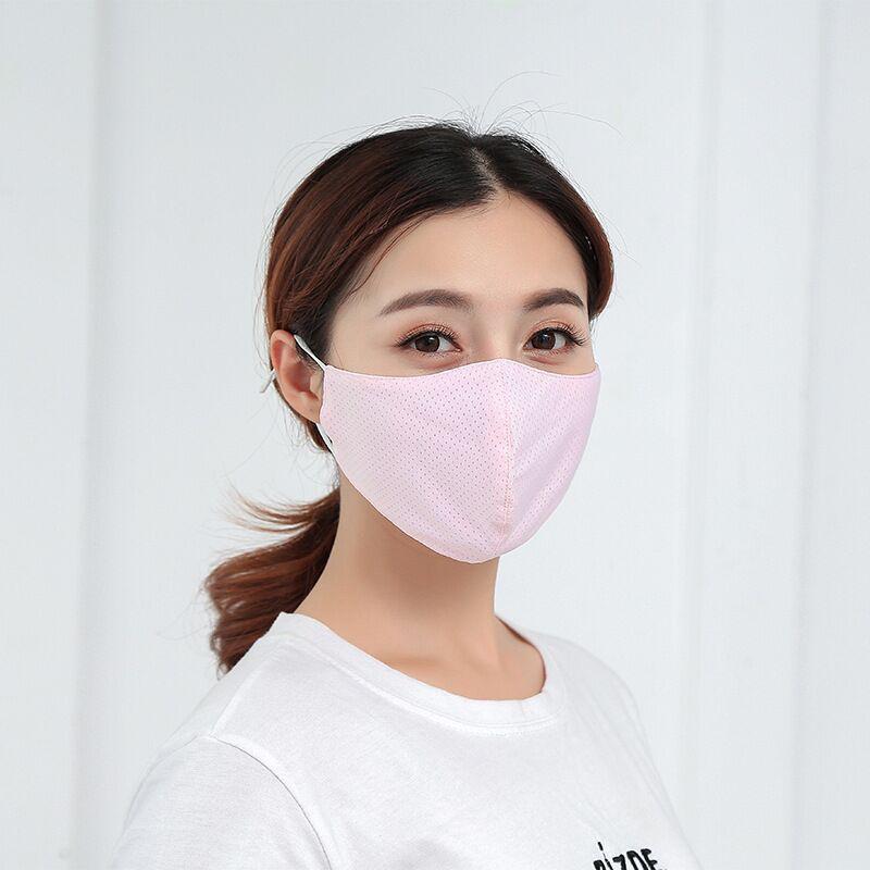 冷感マスク 洗える 3枚セット 子供 大人 マスク 夏用 クール UV 飛沫 花粉対策 立体 ひんやり マスク 接触冷感 メンズ 涼しい 日焼け防止|menstrend|08