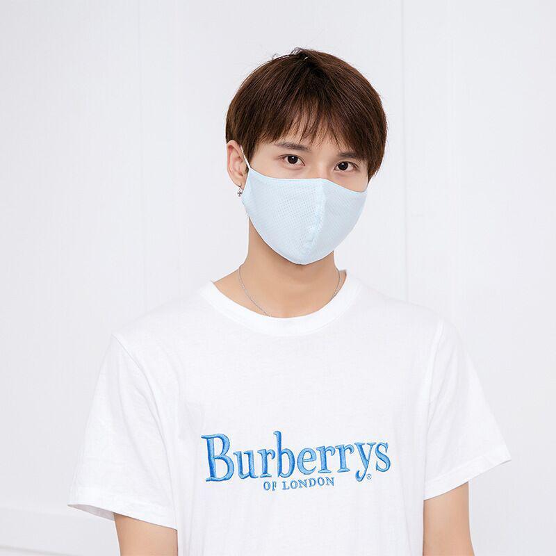 冷感マスク 洗える 3枚セット 子供 大人 マスク 夏用 クール UV 飛沫 花粉対策 立体 ひんやり マスク 接触冷感 メンズ 涼しい 日焼け防止|menstrend|09