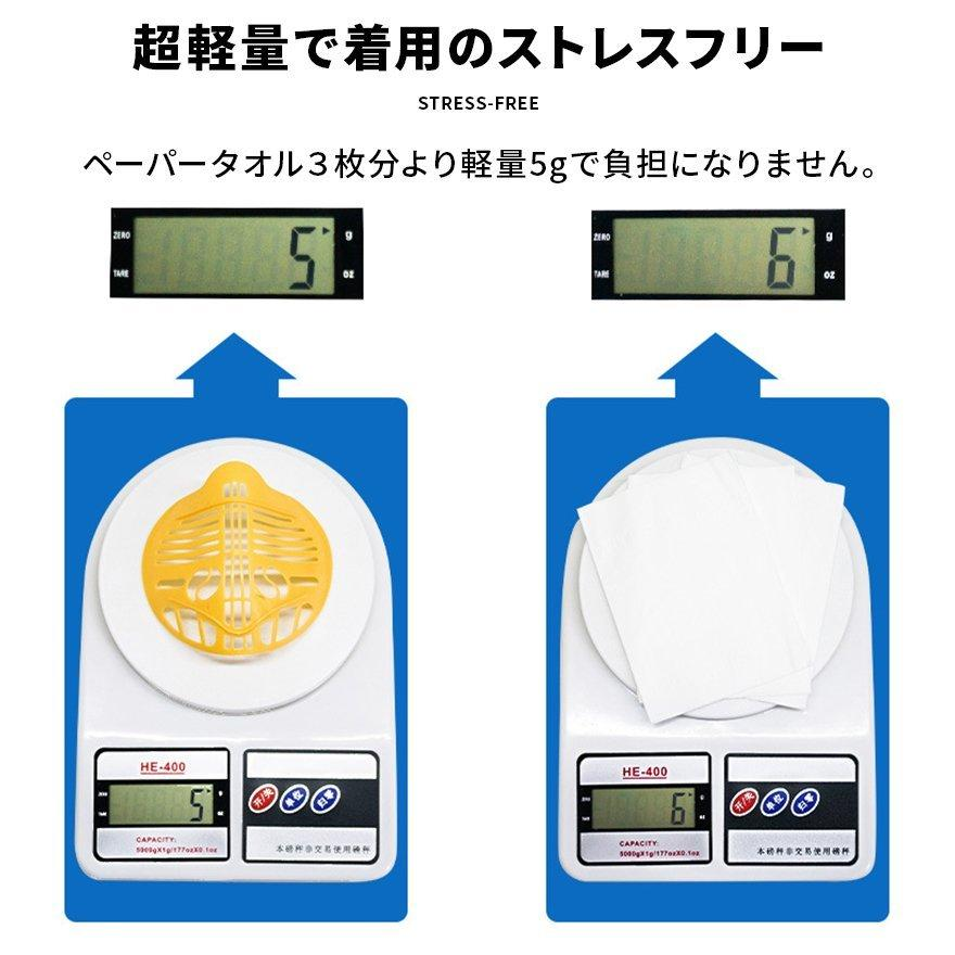 マスク プラケット ブラケット マスク フレーム 5点セット 3d ひんやりブラケット 夏用 鼻筋マスククッション メイク崩れ防止 呼吸がしやすい|menstrend|06