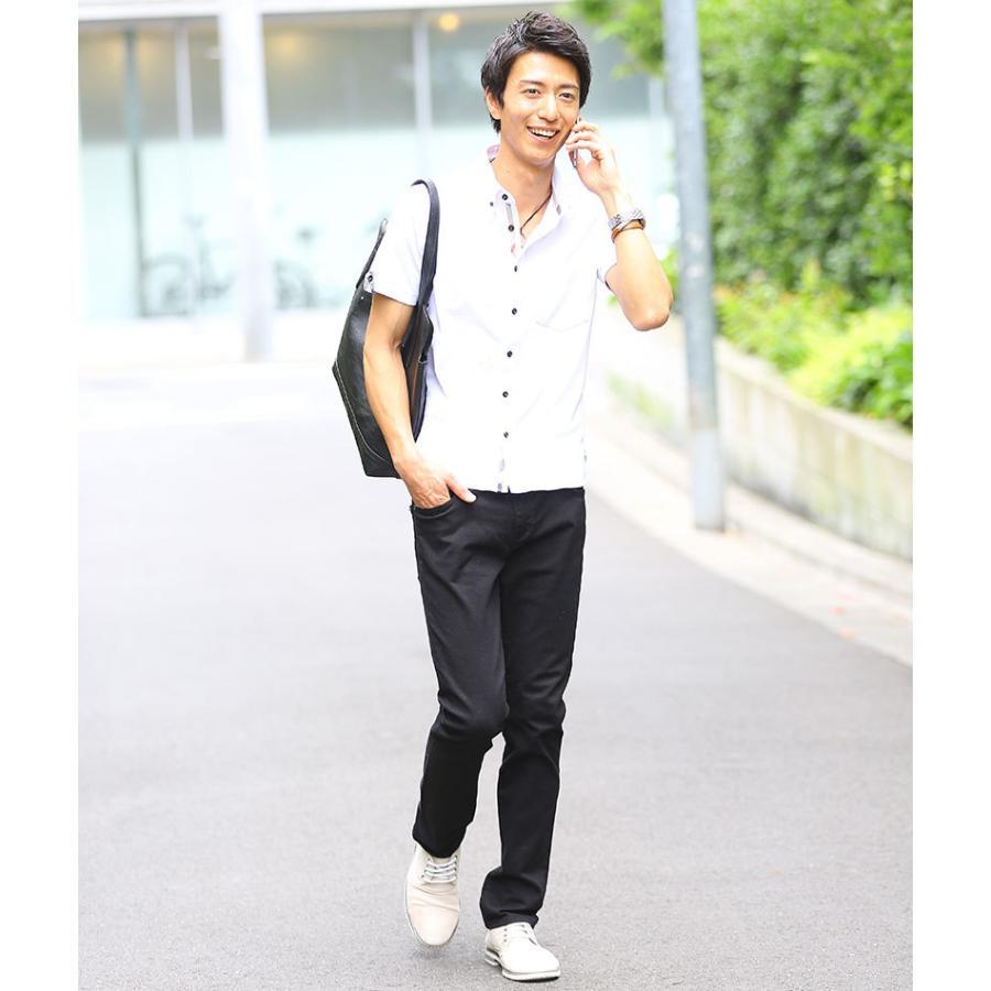 ブーツ メンズ 夏 スエード 靴 ローカット レースアップシューズ プレーントゥ キレイめ おしゃれ 20代 30代 40代 menz-style 09