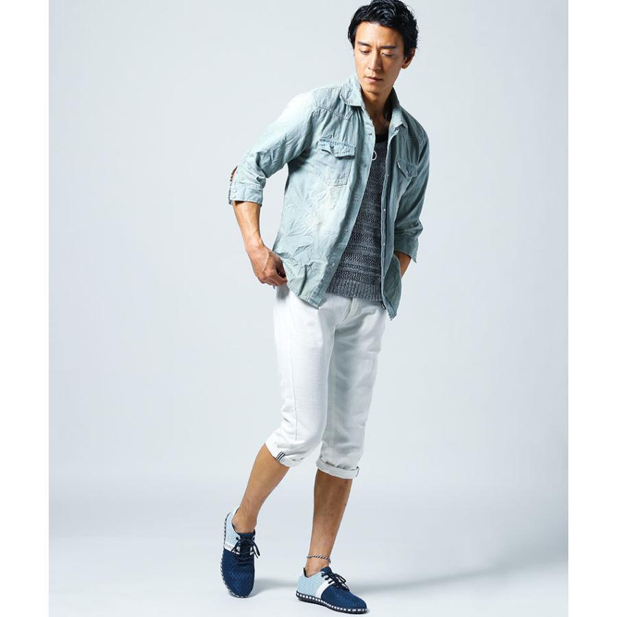 スニーカー メンズ メッシュ カジュアル 靴 おしゃれ 夏 20代 30代 40代 50代|menz-style|13