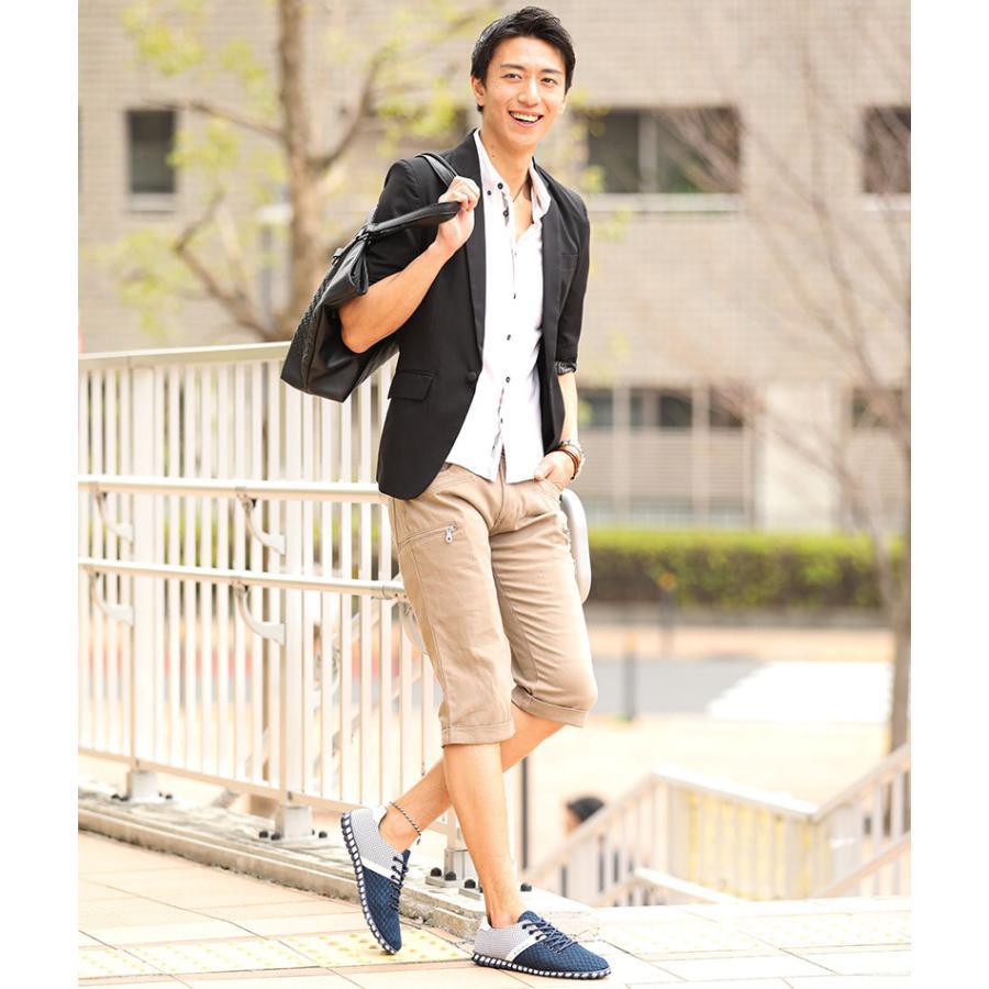 スニーカー メンズ メッシュ カジュアル 靴 おしゃれ 夏 20代 30代 40代 50代|menz-style|08