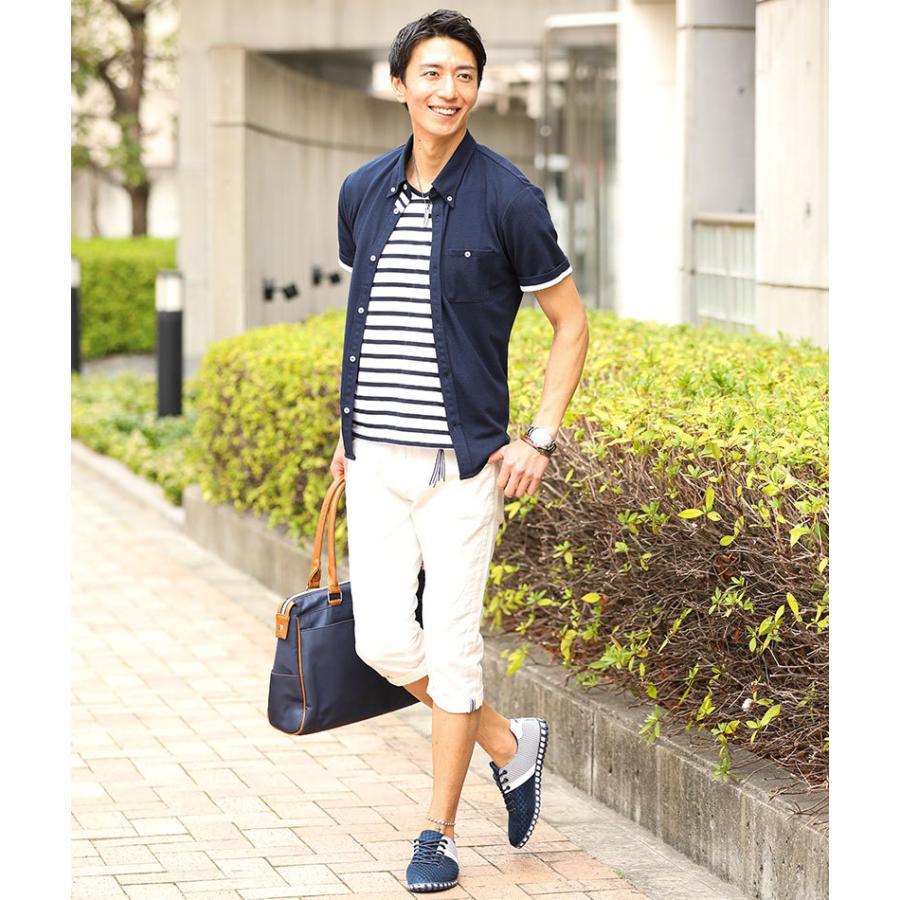 スニーカー メンズ メッシュ カジュアル 靴 おしゃれ 夏 20代 30代 40代 50代|menz-style|09