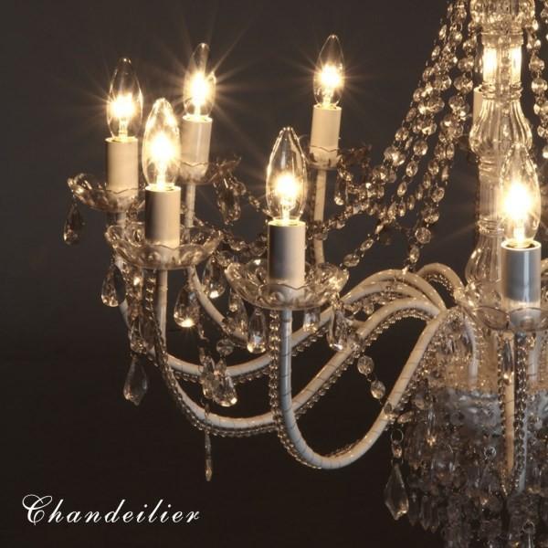 シャンデリア12灯 NS−120125