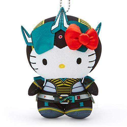 ハローキティ×仮面ライダー電王 マスコットホルダー(ゼロノス) サンリオ