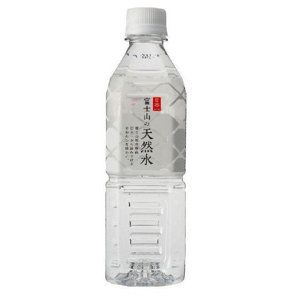 プレミアム ミネラルウォーター 日本一富士山の天然水(500ml6本お試しセット)|mercurop-ss|02