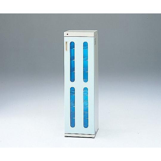 クリーンボックス 8足 グリーン DM-SLT-G 1台【返品不可】