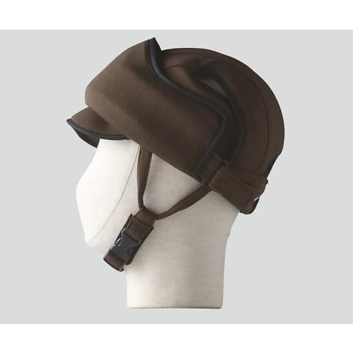 保護帽(アボネットガードE) M-L ブラウン 2100 1個【返品不可】