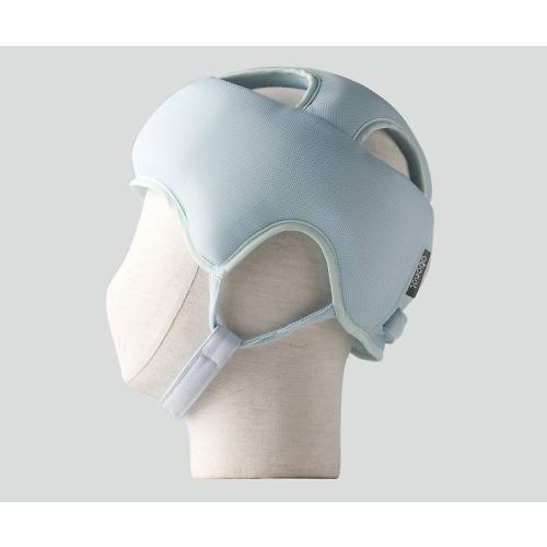 保護帽(アボネットガードA メッシュ) M ブルー 2073 1個【返品不可】