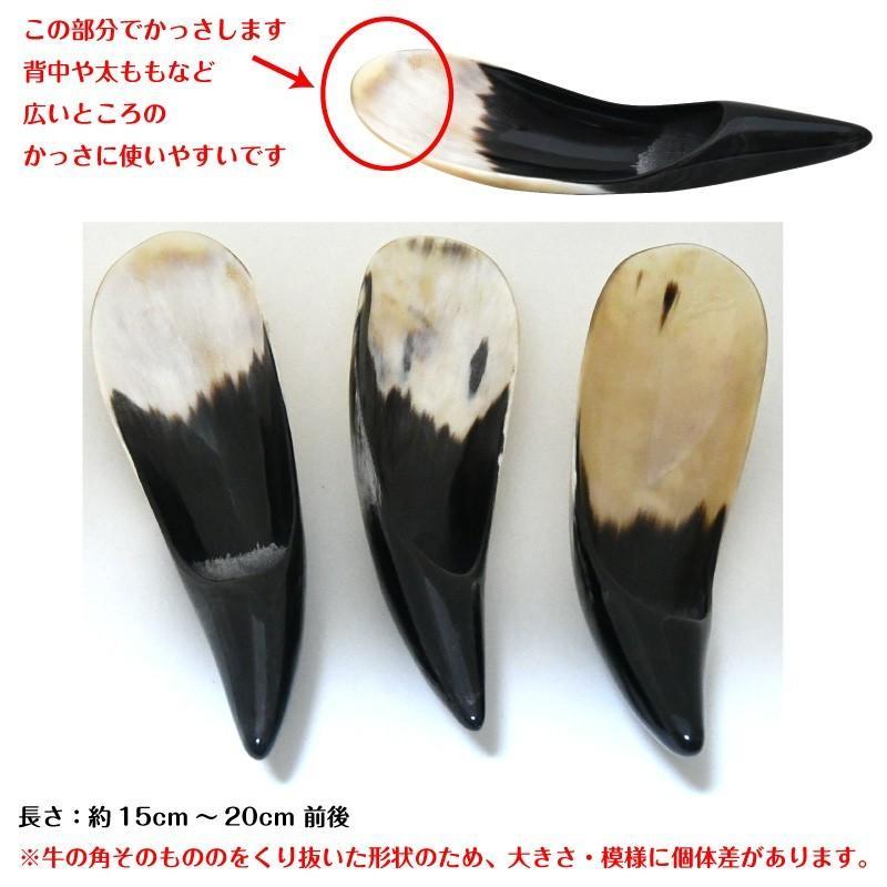 かっさ 円錐型 牛角製 かっさプレート カッサ Nameraかっさ|meridian|04