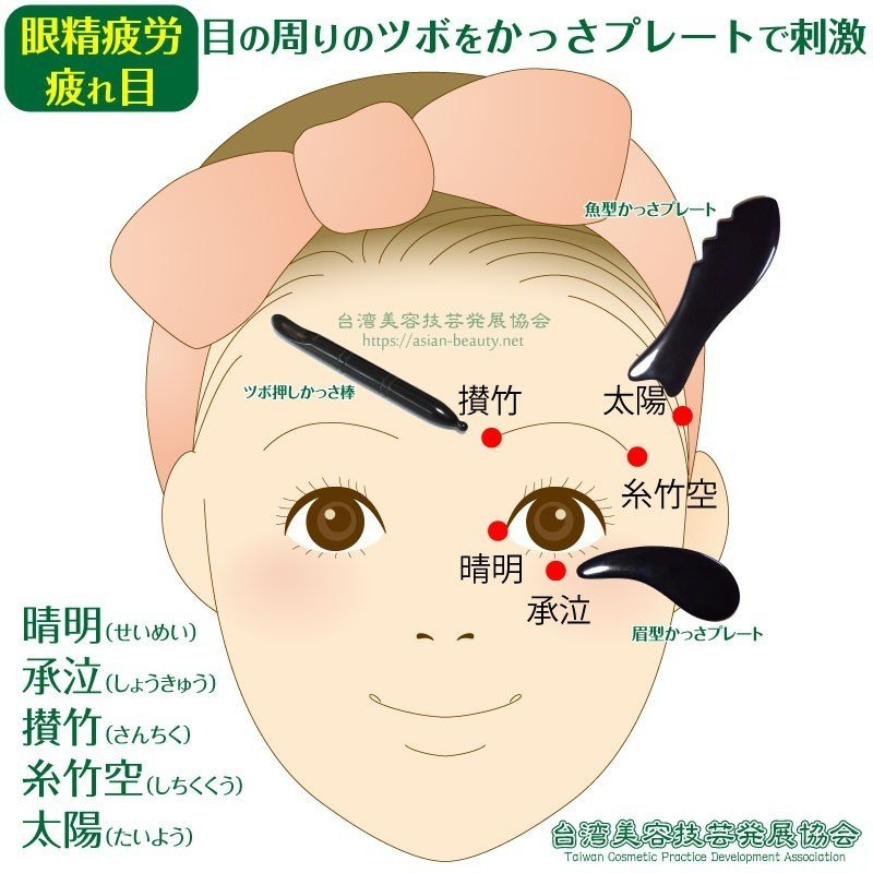 かっさ 眉型 牛角製 かっさプレート Nameraかっさ 小顔 カッサ|meridian|09