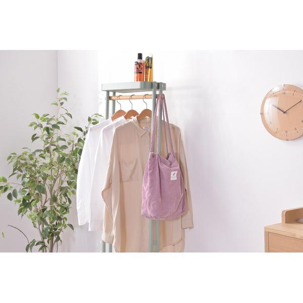 Sylph Hanger rack ハンガーワゴン 収納カゴ付き 2color ハンガーラック|mertico|06