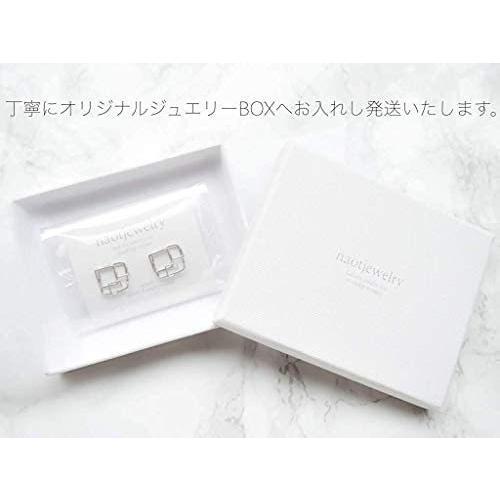 [ナオットジュエリー] 18K ゴールド ピアス Bubble Circle Pierce [ギフトBOX付き] レディース (01. ゴールド)|mesotes|07
