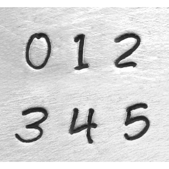 フォント おしゃれ 数字