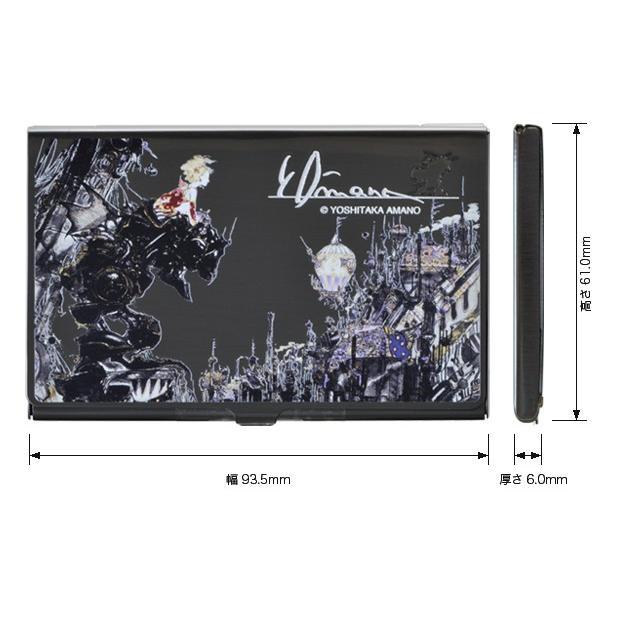 天野喜孝カードケース[F6-073] /芸術作品/金属製/日本製|metaledit|07