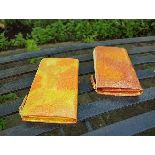 幸せのたまる太陽の財布 サンセットゴールド meteor-color2 03