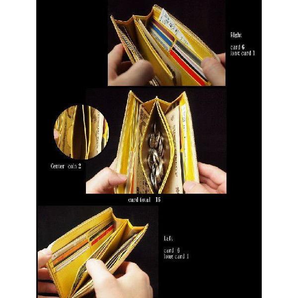 幸せのたまる太陽の財布 サンセットゴールド meteor-color2 05