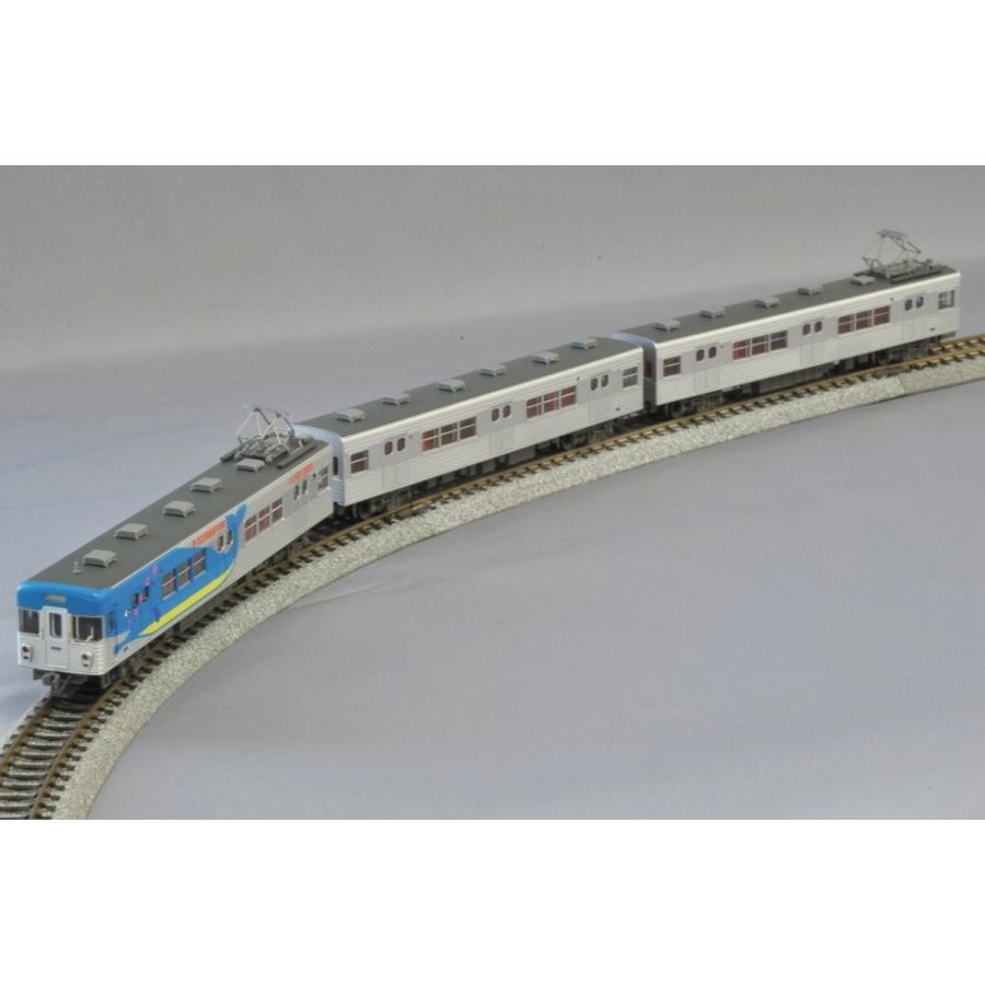 N営団地下鉄 日比谷線3000系装飾電車8両セット