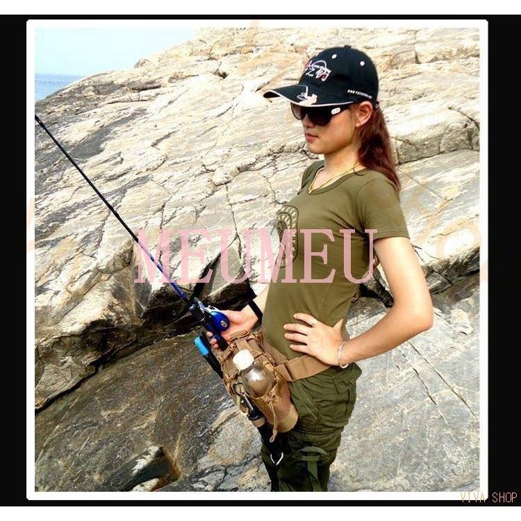 フィッシングバッグ 釣りバッグ ロッドホルダー ボトルホルダー ショルダーバッグ 釣り フィッシング 手提げ ウエスト掛け メンズ レディース|meumeu-store|05