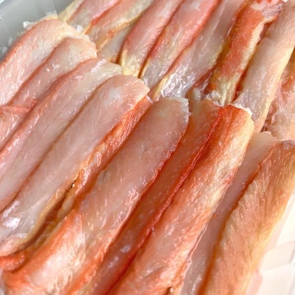 【お買い得】紅ズワイ棒肉(M)200gX3パック [冷凍]蟹まとめ買い 格安 ずわいがにむき身 mfoods-store 04