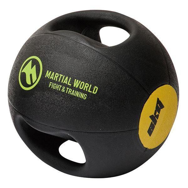 メディシンボール ダブルグリップタイプ 6kg MB6〔代引き不可〕 トレード