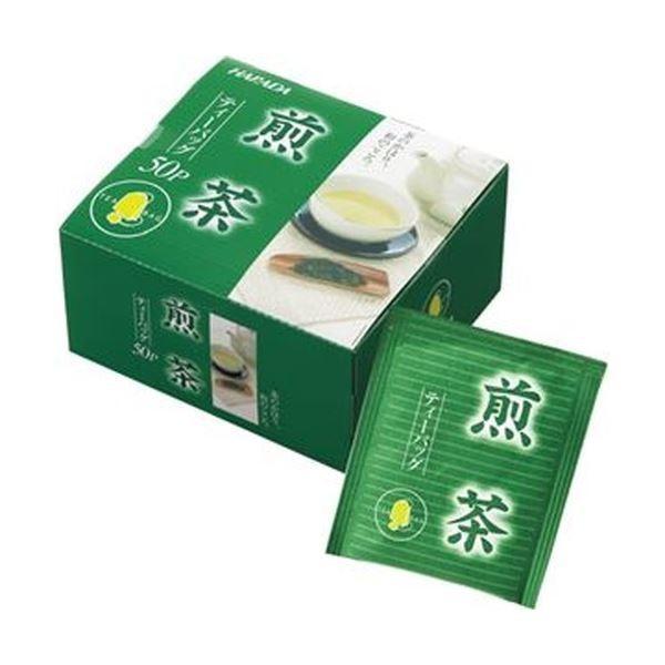 (まとめ)ハラダ製茶 徳用煎茶ティーバッグ 2g 1セット(600バッグ:50バッグ×12箱)〔×3セット〕トップセラー