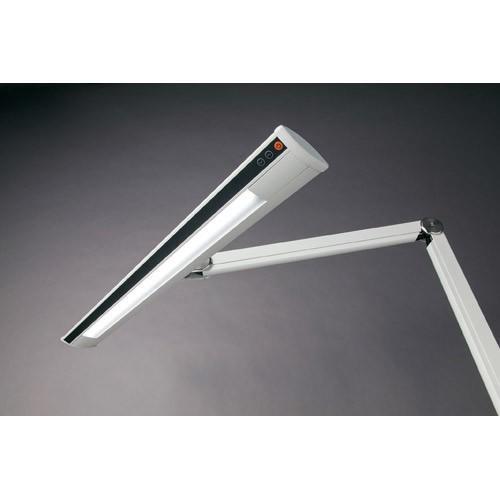 デスク ライト LED 山田照明 Z-S5000 ホワイト ワイドセード 照明機器 クランプ式 送料無料