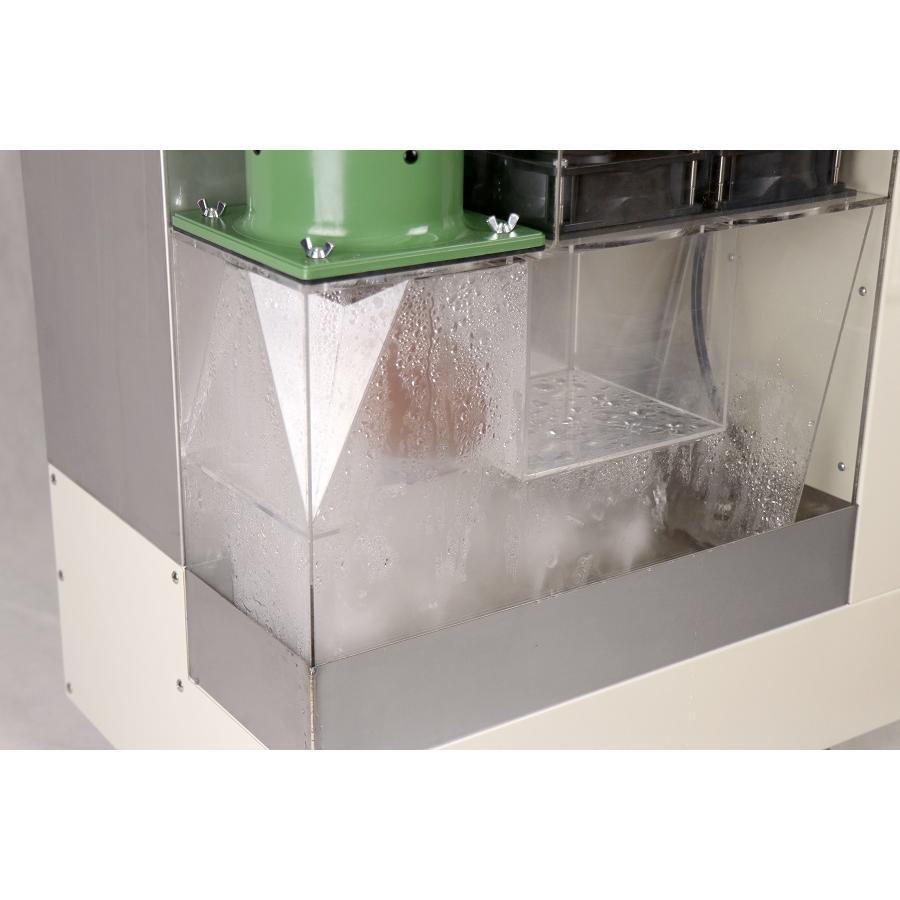 加湿器 大型噴霧器 300平米以上 毎時4リットル霧化 空間噴霧 空間除菌 広範囲を除菌加湿 次亜塩素酸水溶液対応 工事不要 ミストセイバー 日本製 キャスター付|mgshoten|11