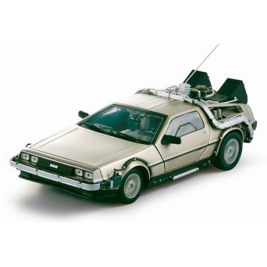 Delorean Back To The Future I 1/18 Sunstar 17593円