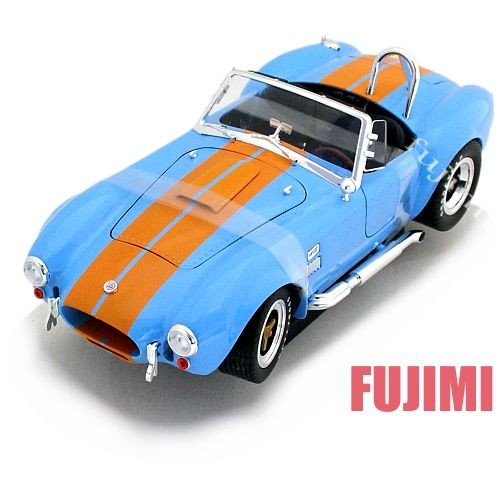 SHELBY COBRA 427 S/C blu 1/18 SHELBY COLLECTIBLES 12963円