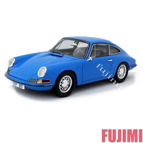 PORSCHE 901-Genf 1964 blu 1/43 9167円