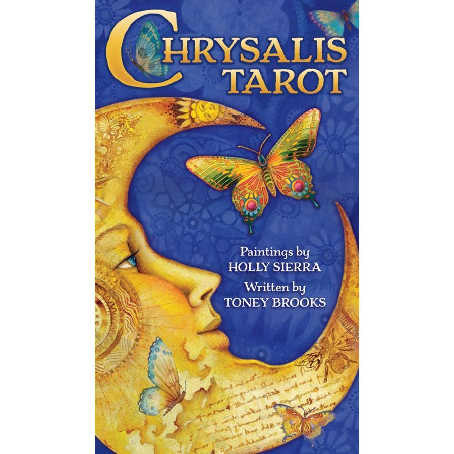 タロットカード クリサリス 別倉庫からの配送 タロット 新色 占い Tarot Chrysalis
