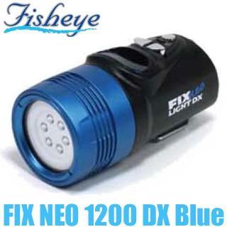 Fisheye(フィッシュアイ) FIX NEO 1200 DX Blue 【送料無料】