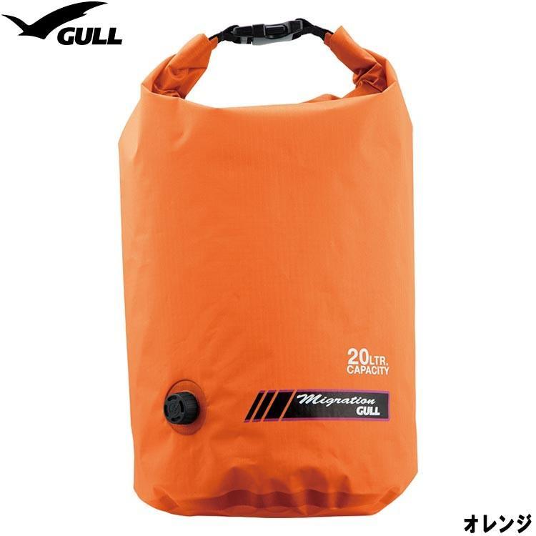 [GULL(ガル)]GB-7111 WATER PROTECT BAG (GB7111 ウォータープロテクトバッグ) Mサイズ[防水バッグ] mic21 05