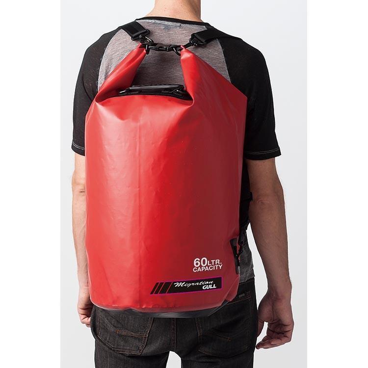 [GULL(ガル)]GB-7110 WATER PROTECT BAG (GB7110 ウォータープロテクトバッグ) Lサイズ[防水バッグ]|mic21|02