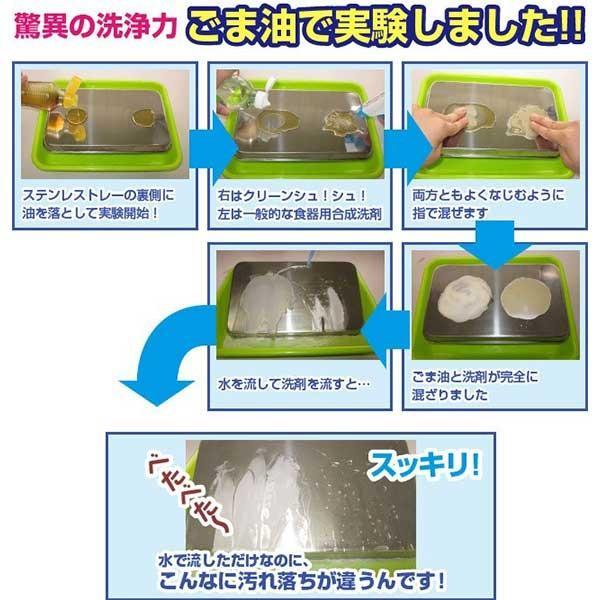 電解水 除菌 洗浄 油汚れ アルカリ洗剤 スプレー 液 口コミ 超電水クリーンシュシュ 500ml micelle 05