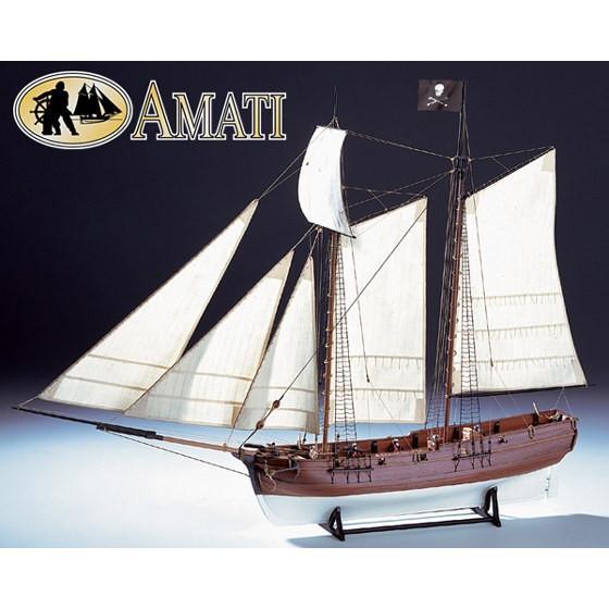 帆船模型キット アドヴェンチャー マイクロクラフト