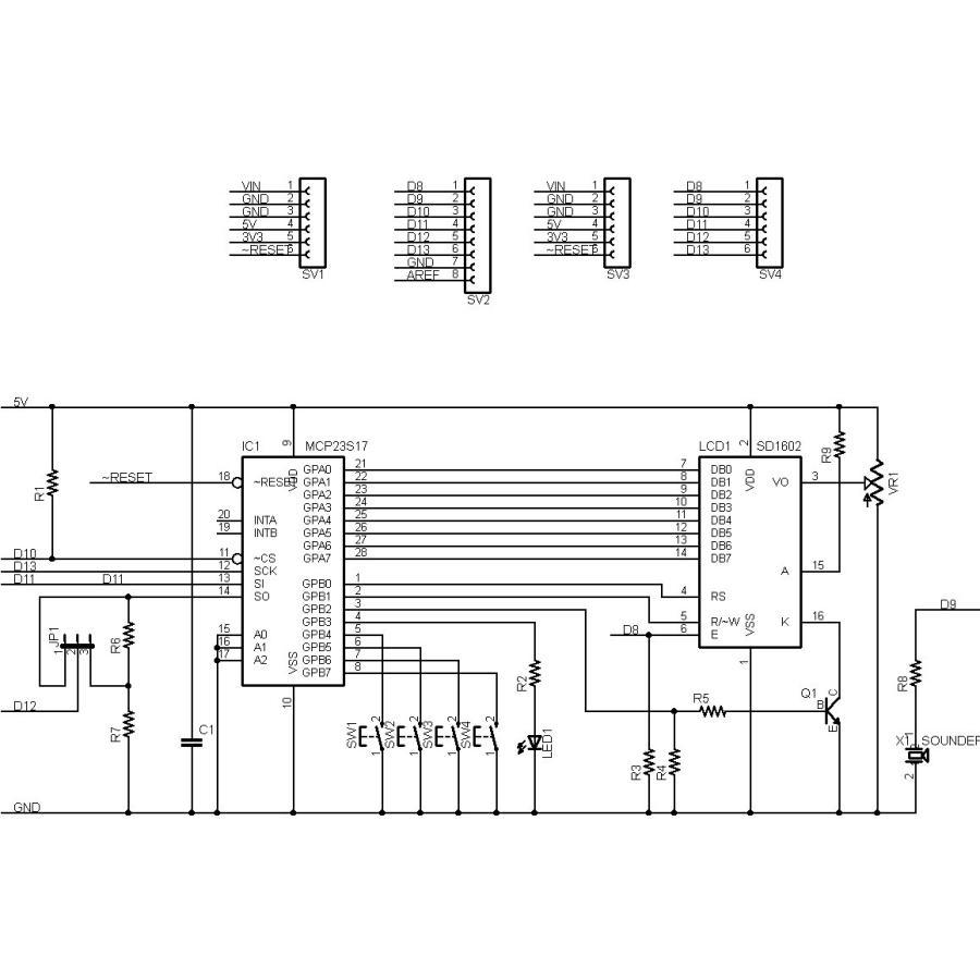 CLCD-PLUS-R1 (液晶ディスプレイ付) microfan 04