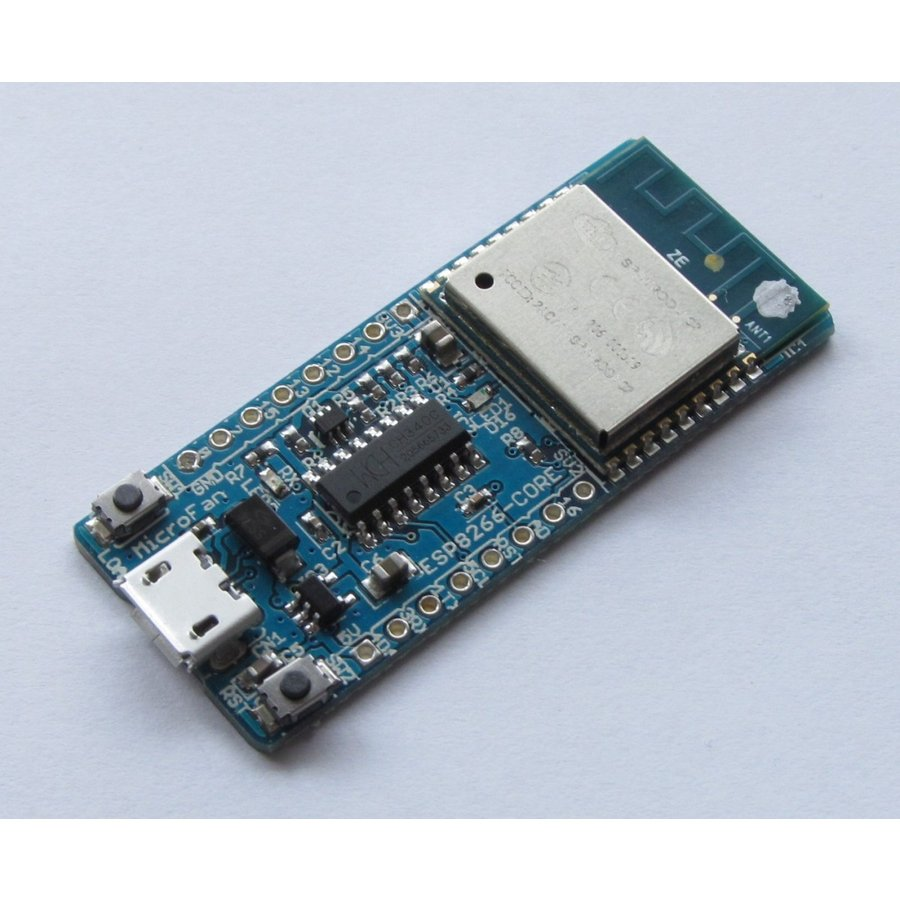 ESP8266-CORE-R1 (ESP-WROOM-02 開発ボード)|microfan|02