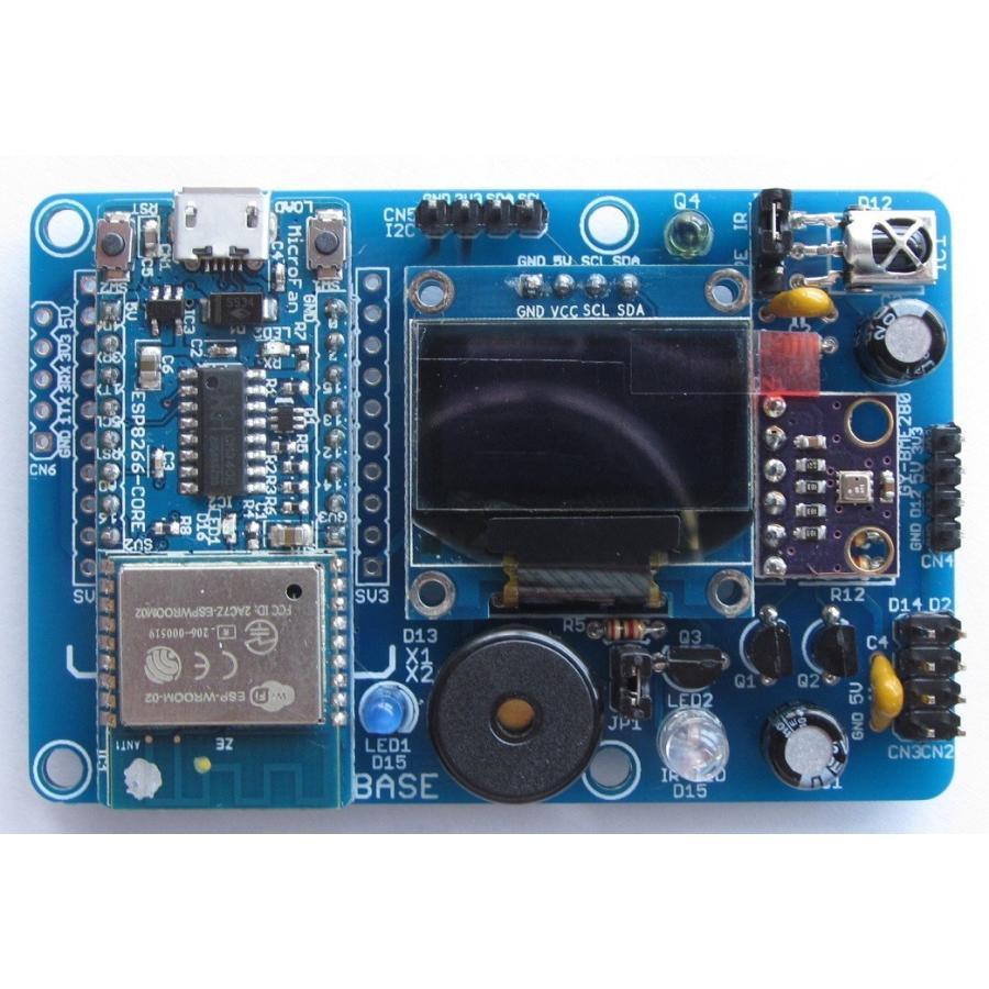 ESP8266-CORE-R1 (ESP-WROOM-02 開発ボード)|microfan|06