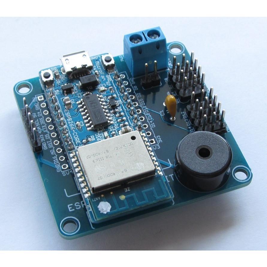 ESP8266-CORE-R1 (ESP-WROOM-02 開発ボード)|microfan|09