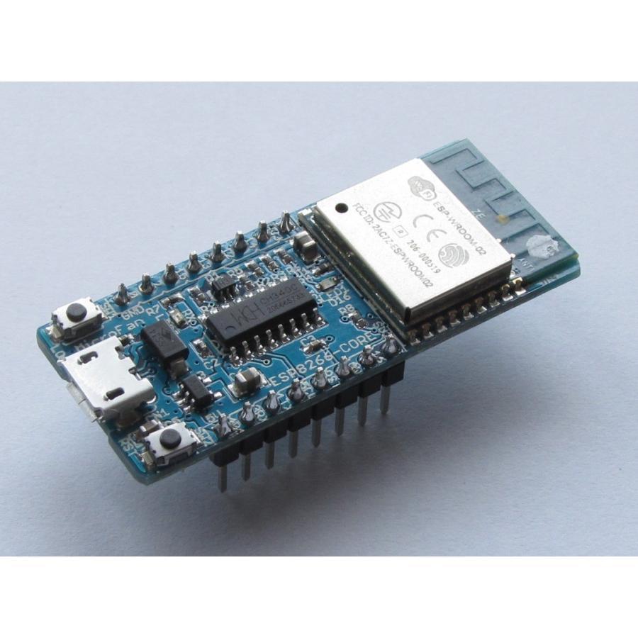 ESP8266-CORE-R1 (ESP-WROOM-02 開発ボード)|microfan|03