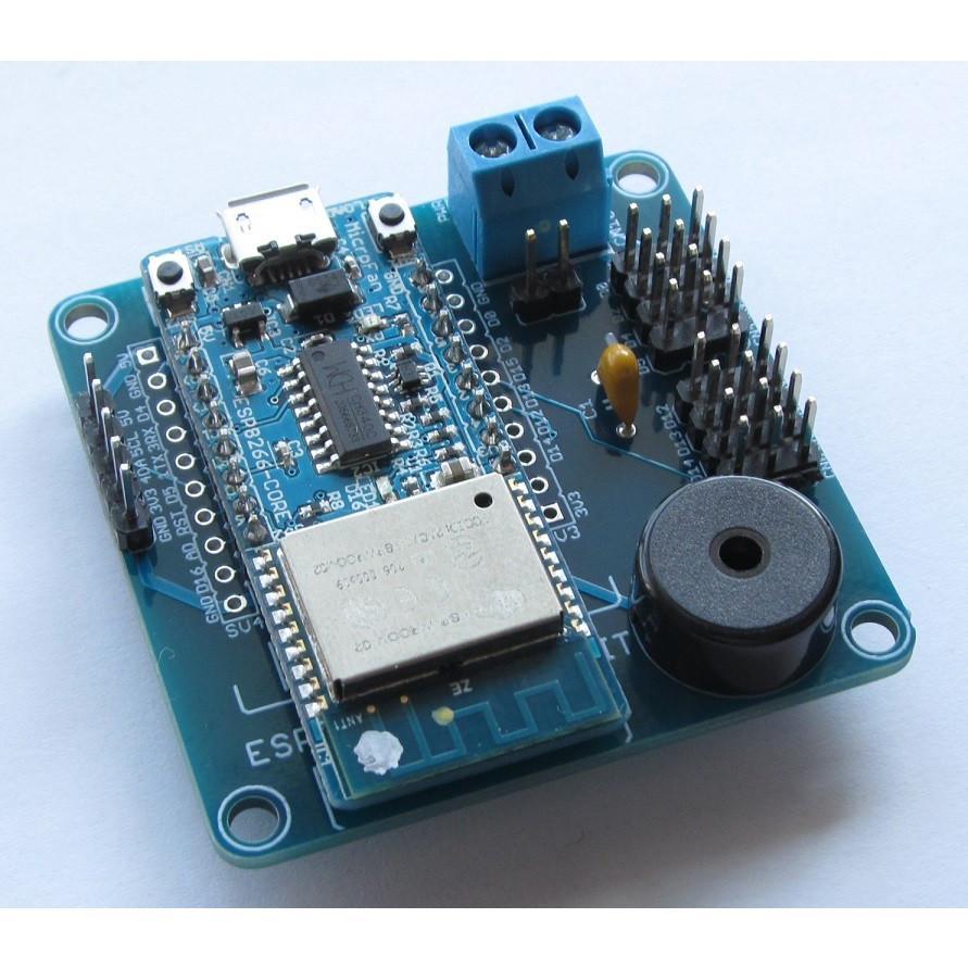 ESP8266-SERVO-BIT RCサーボ拡張ボードキット|microfan|04
