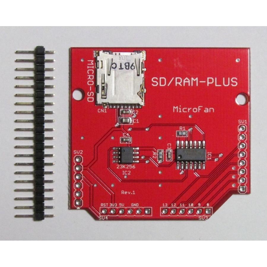SD/RAM-PLUS|microfan
