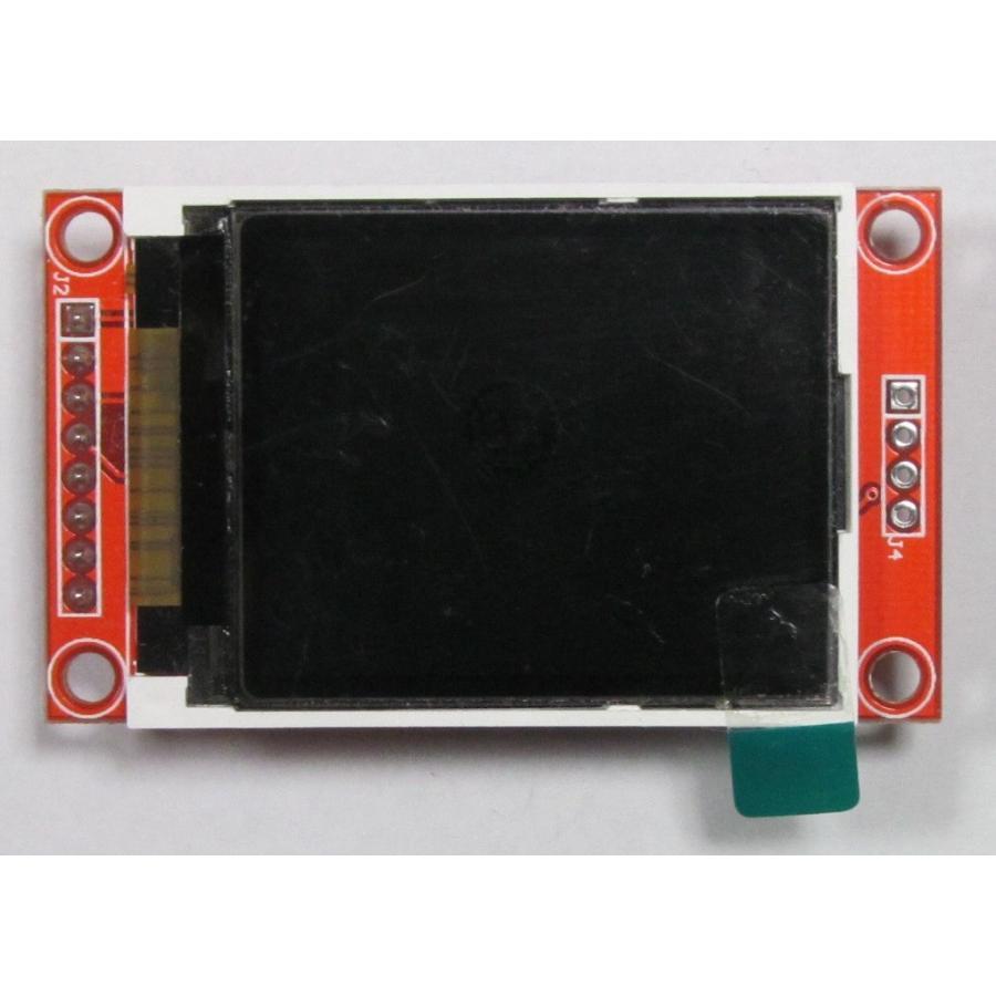 TFTディスプレイモジュール1.8インチ160X128ピクセル microfan
