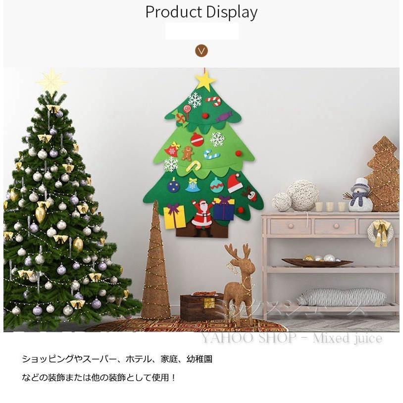 手作り クリスマス タペストリー