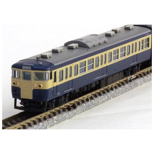 115系300番台 横須賀色 4両増結セット 【KATO・10-1272】