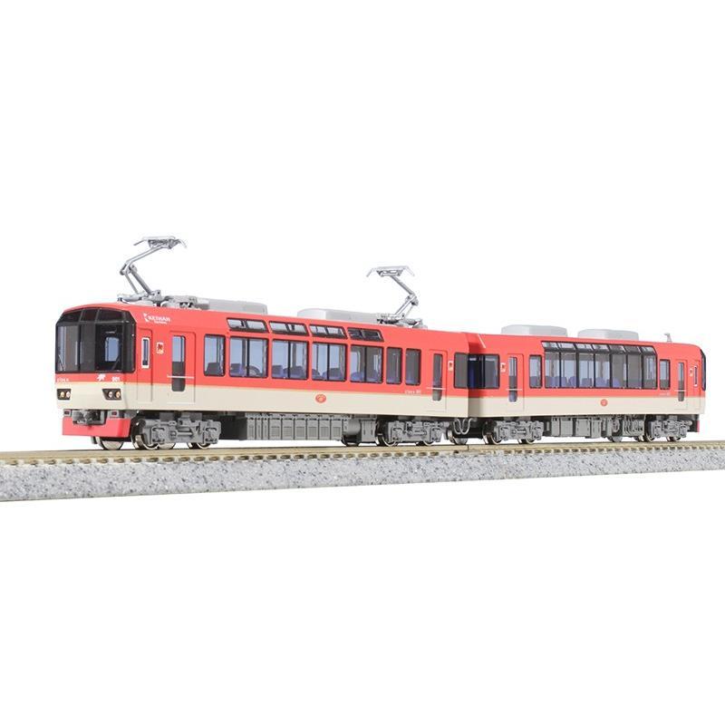 叡山電鉄900系きらら(レッド)【KATO・10-1471】
